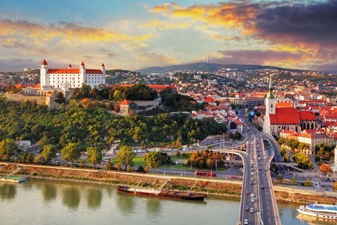 Отели Братиславы