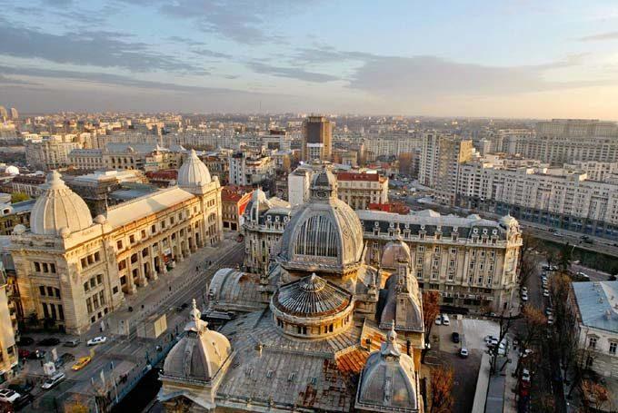 Отели Бухареста