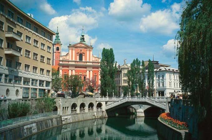 Отели Любляны