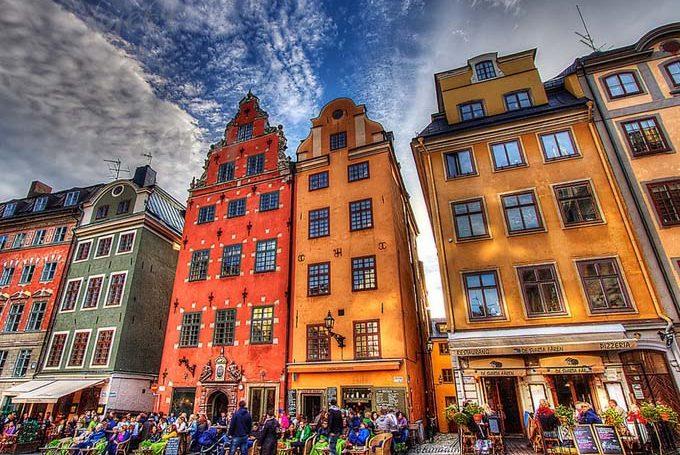 Отели Стокгольма