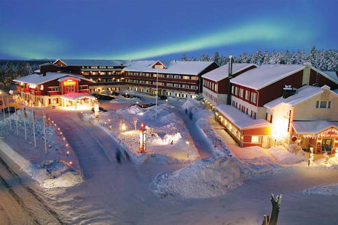 Отели городов Финляндии