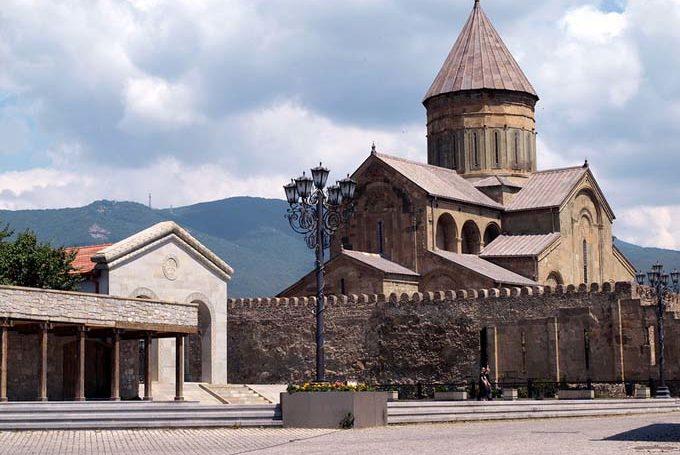 Отели городов Грузии