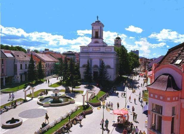 Отели городов Словакии