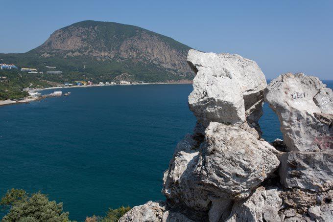 Крым в апреле