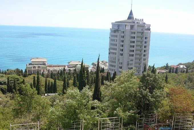 Крым в июле