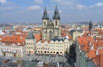 Прага в июне, июле, августе