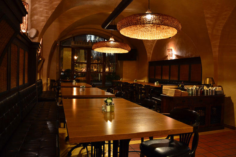 Ресторан Котлета, Прага