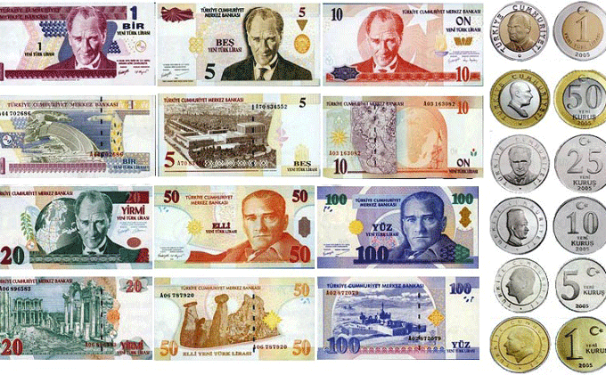 Какие деньги брать с собой в Стамбул
