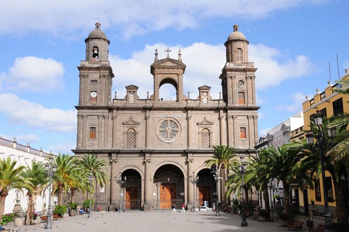 Кафедральный Собор Святой Анны в Лас Пальмас