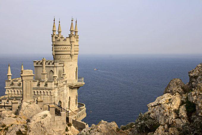 Крым в октябре