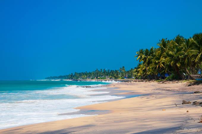 Пляж Хиккадува