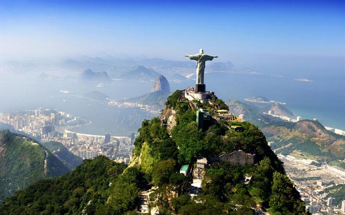 Статуя Христа, Рио-де-Жанейро
