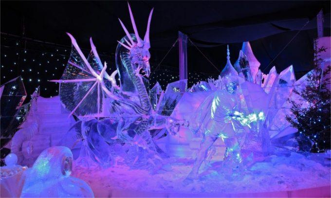 Фестиваль Ice Fantasy