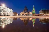 Новый год 2018 в Санкт-Петербурге