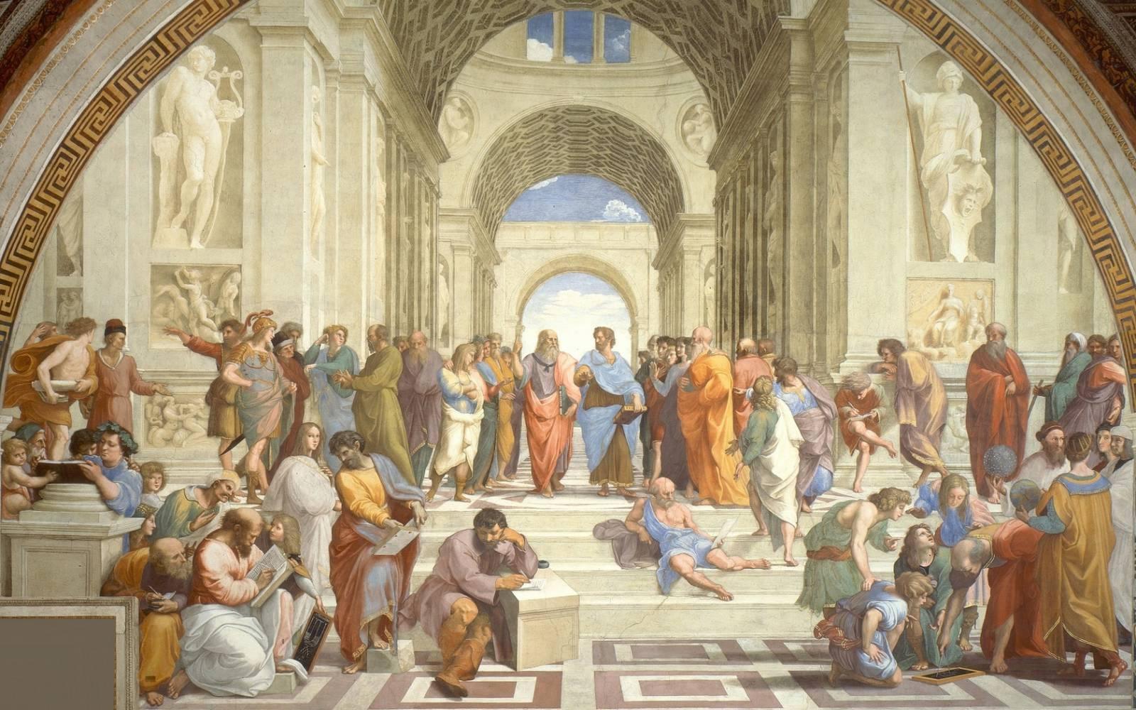 Фреска из Ватикана