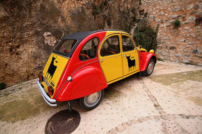 Аренда и прокат автомобиля в Испании