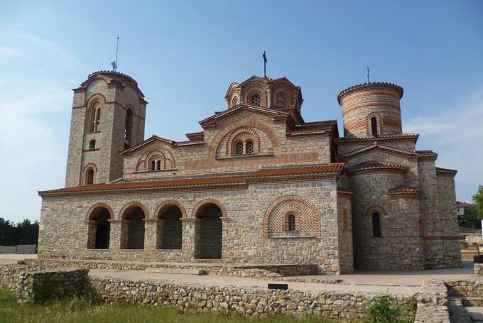 Достопримечательности Македонии