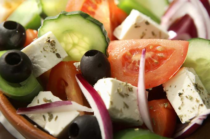 Греческий-салат