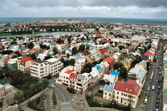 Об Исландии