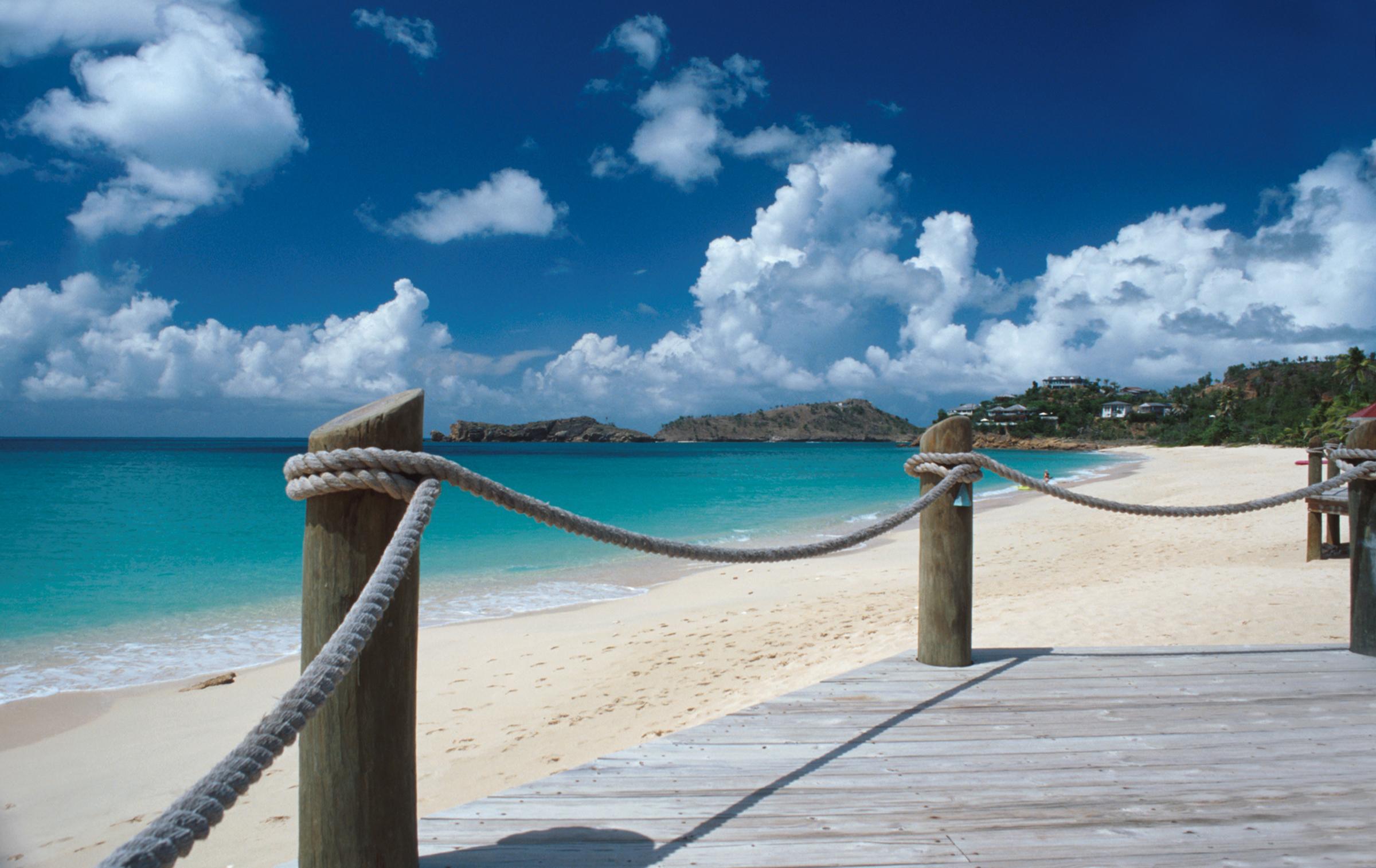 Антигуа и Барбуда, пляж