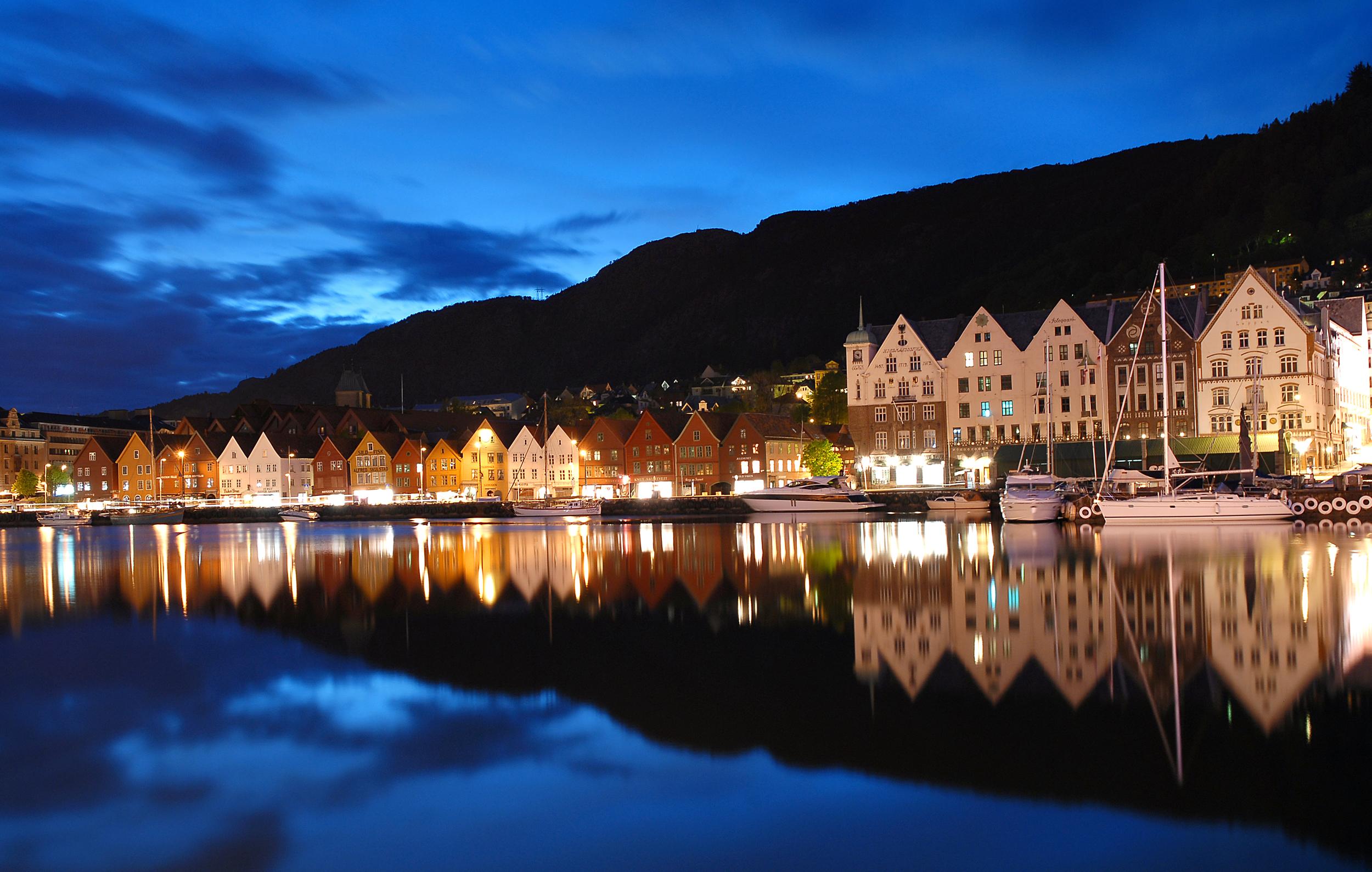 О Норвегии