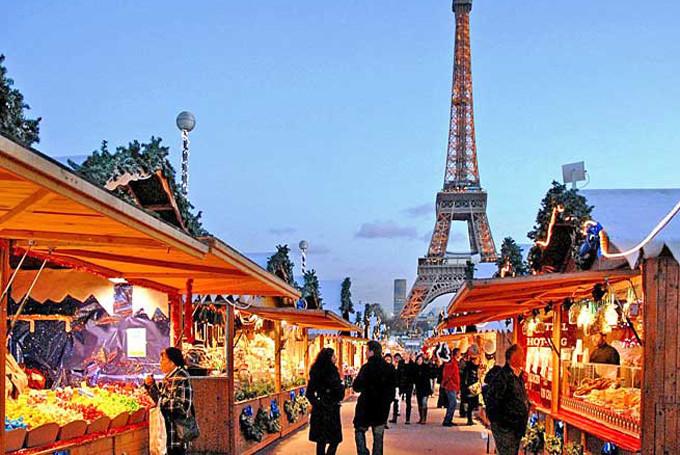 Тайные местечки Парижа