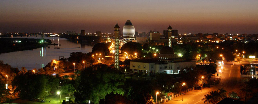 Столица Судана - Хартум