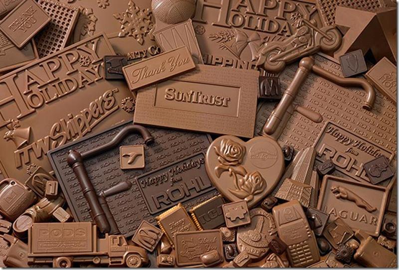 5 самых известных мест в Европе для любителей шоколада