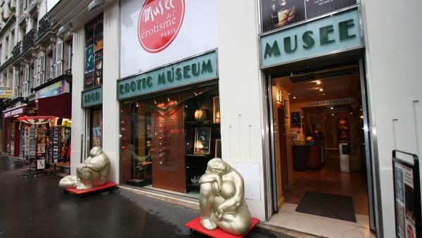 Самые знаменитые эротические музеи Европы