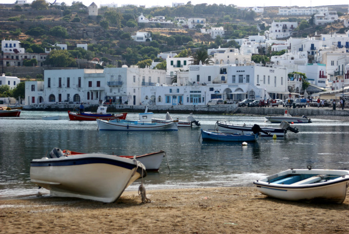 Остров Миконос, Греция. Фото: timknows / flickr.com