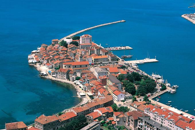 Популярные курорты Хорватии