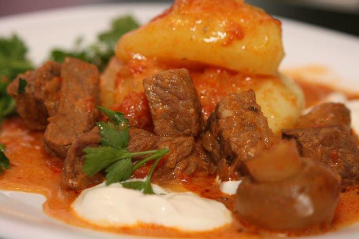 Венгерская кухня рецепты