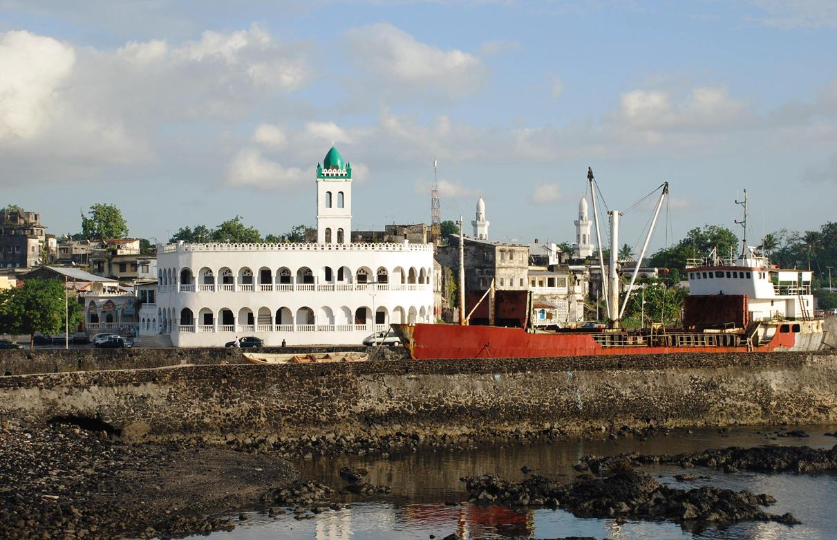 Коморские острова, Морони
