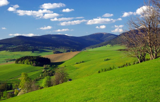 Климат Австрии