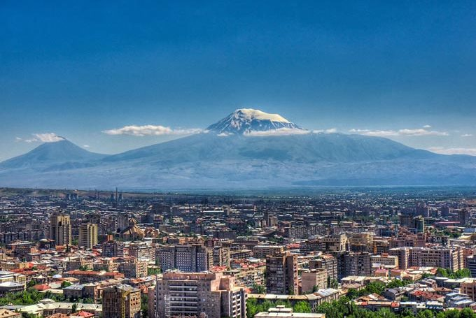 Климат Армении