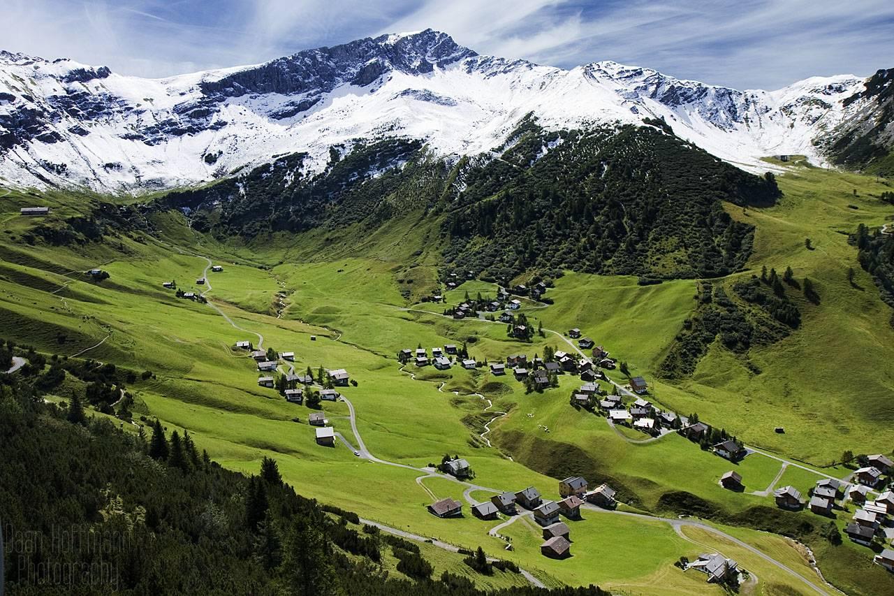 Природа Лихтенштейна