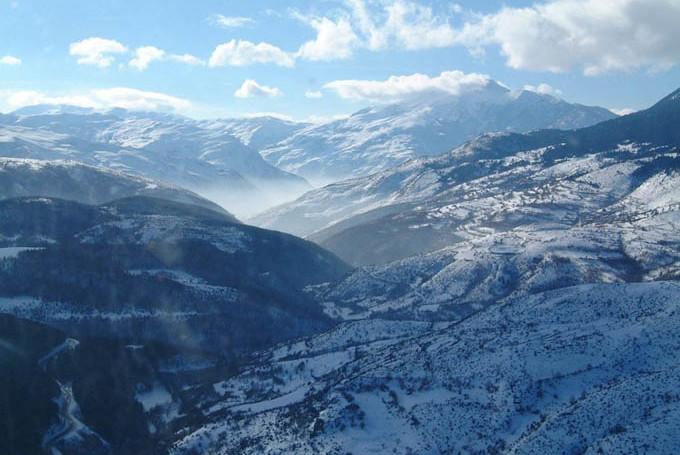 Климат Македонии