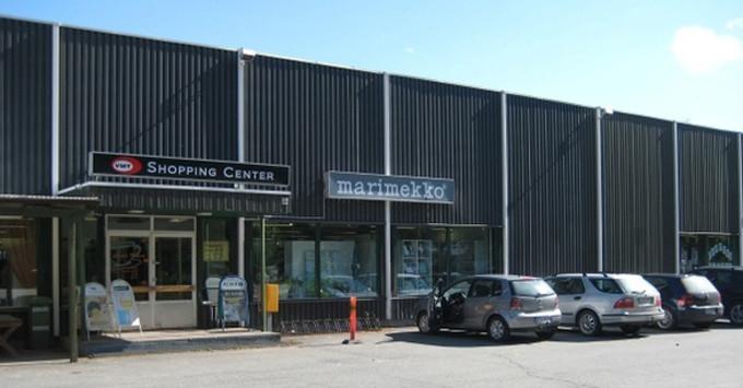 VMT Shopping Center