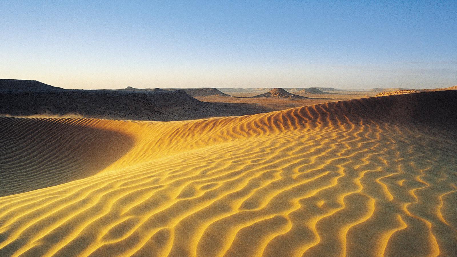 Климат Алжира