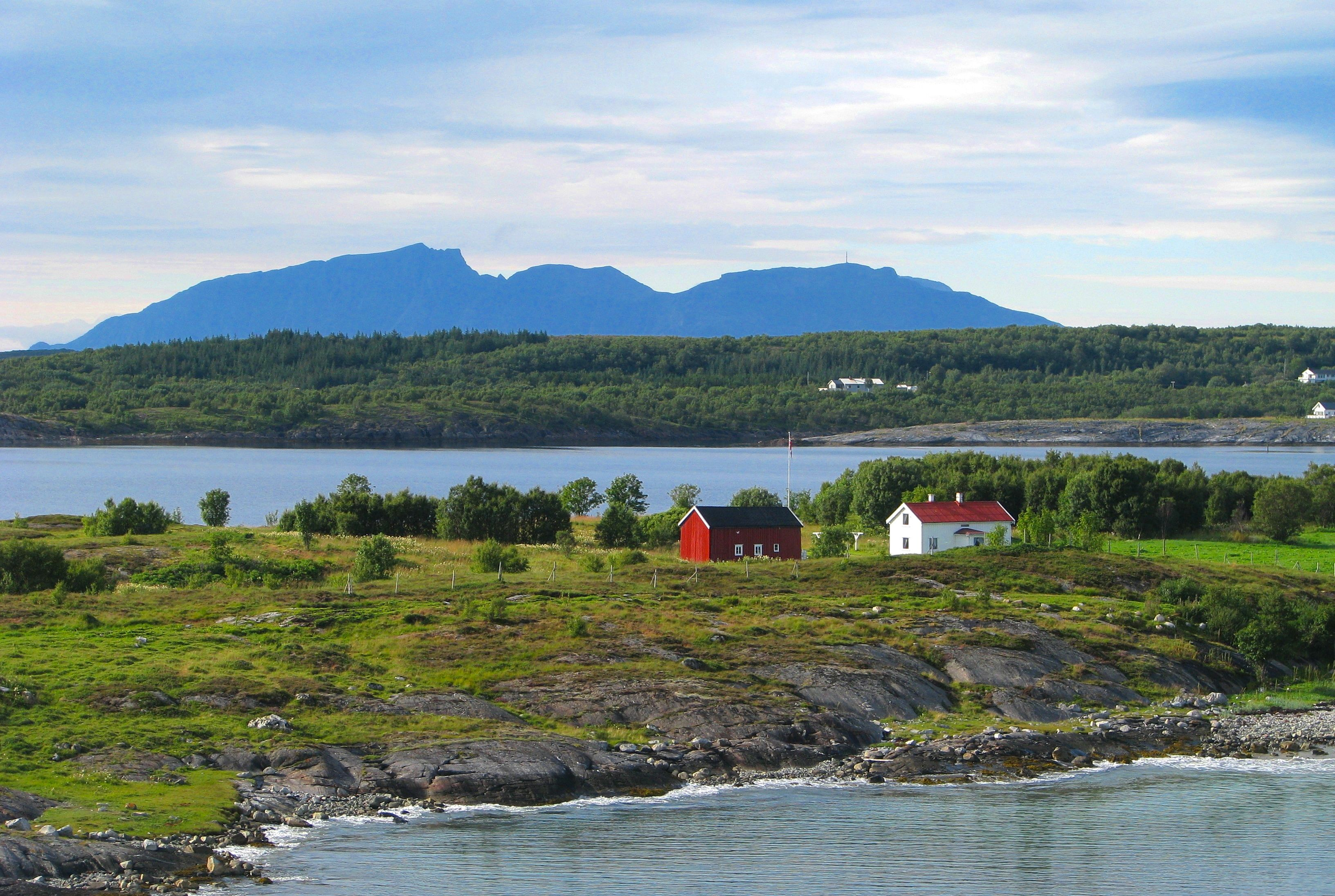 Климат Норвегии