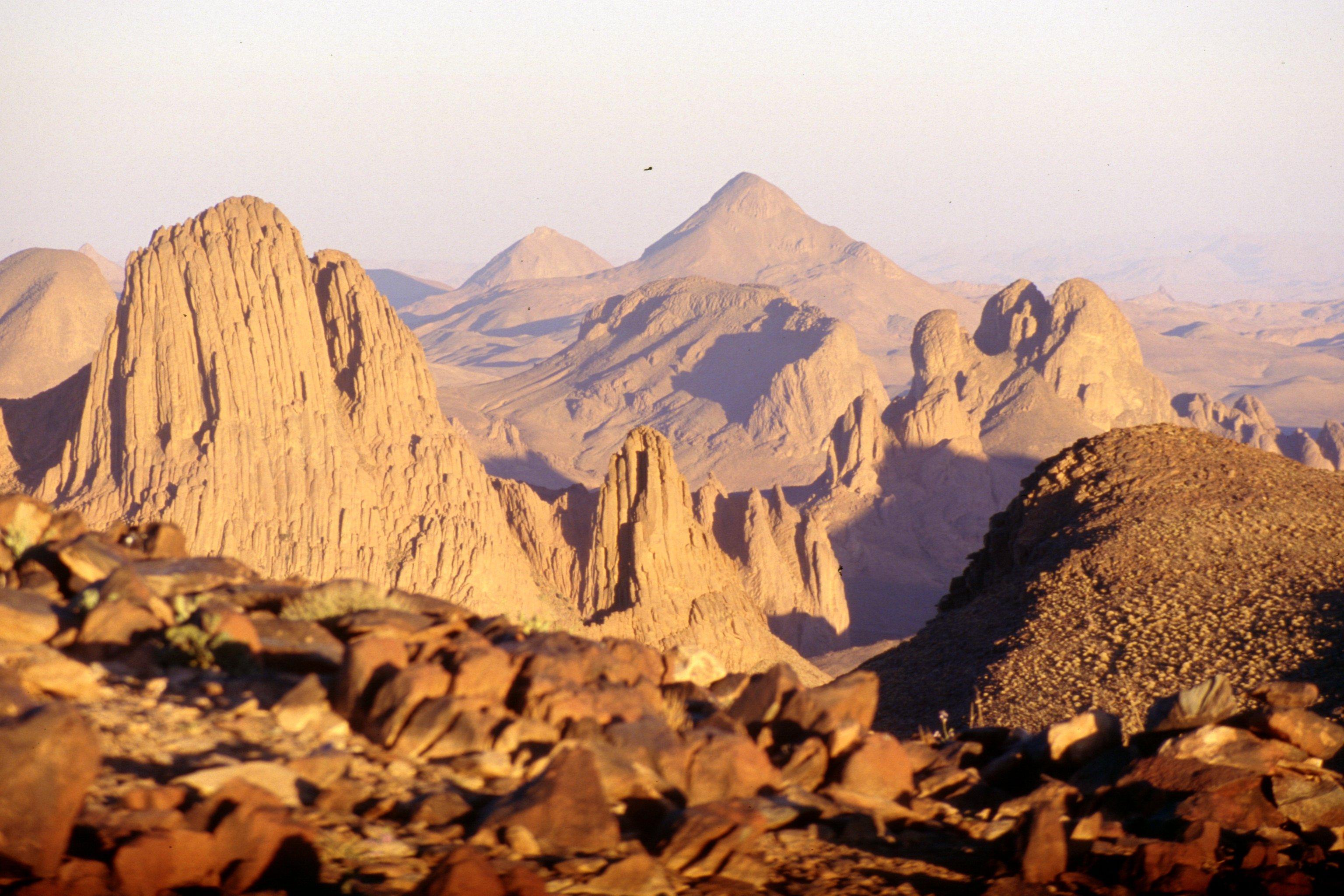 Природа Алжира