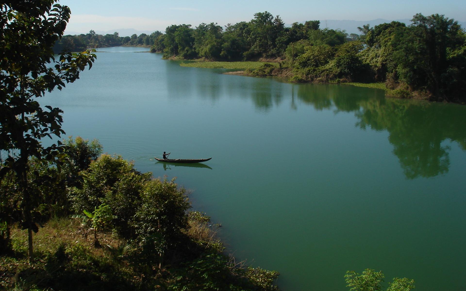 Природа Бангладеш
