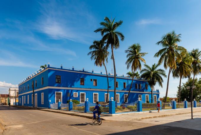 Таможня Кубы