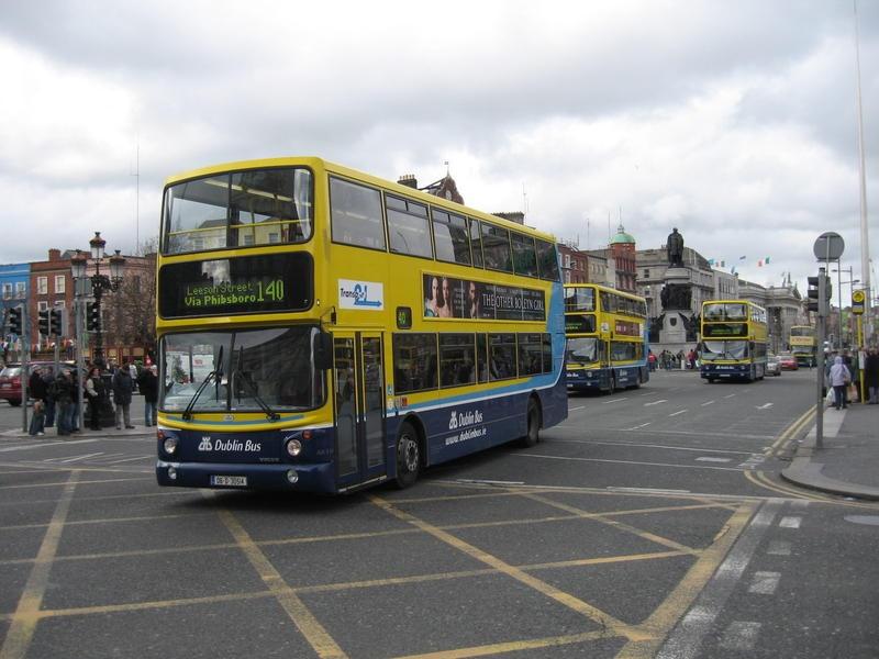 Транспорт в Ирландии