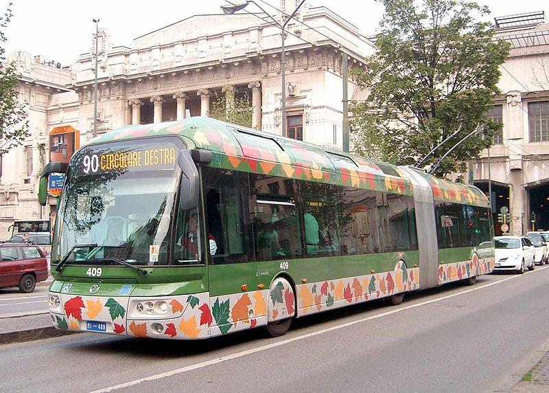 Транспорт Италии