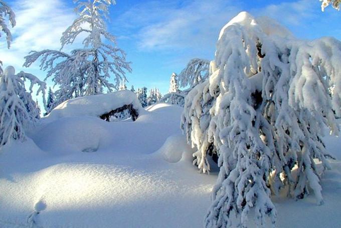 Климат Финляндии
