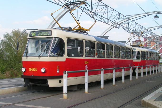 Транспорт в Чехии
