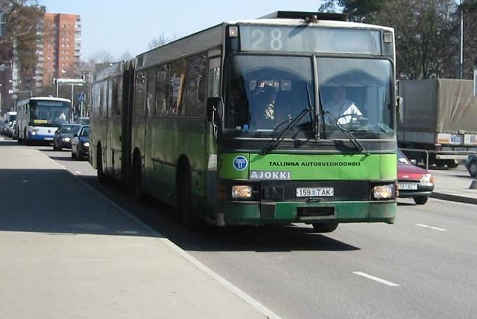 Транспорт в Эстонии