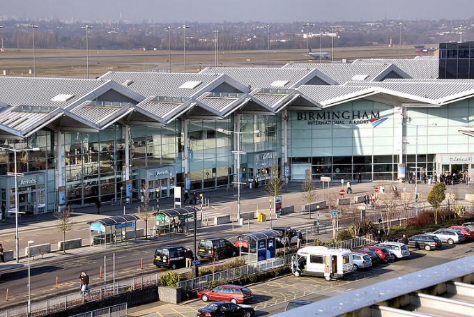 Дешевые авиабилеты в Бирмингем