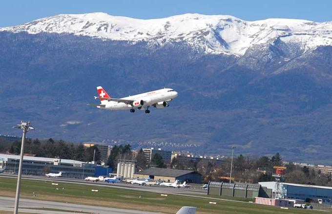 Дешевые авиабилеты в Женеву